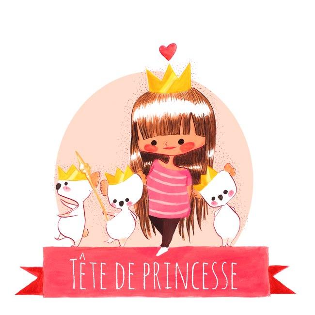 pour tete-de-princesse © Faustine