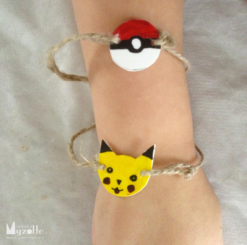 les bracelets en plastique fou